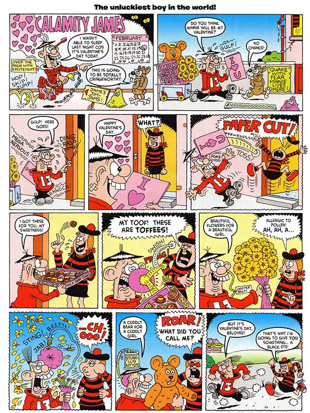 Comics Peashooter